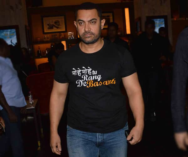 Aamir Khan to lose 25 kgs for the last schedule of Dangal!