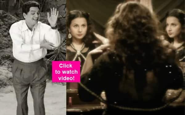 Ek Albela first look: Vidya Balan's Marathi debut will transport you to the golden era of Indian cinema!