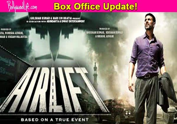 Airlift box office collection: The Akshay Kumar film witnesses DROP after Republic Day, earns Rs.78.50 cr in 6 days!