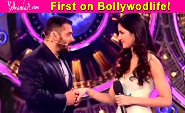Is Salman Khan suggesting Katrina Kaif to venture into television?