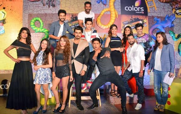 Khatron Ke Khiladi 7: Sidharth Shukla, Tanishaa Mukerji, Faisal Khan, Sana Saeed – here's a look at the line up!