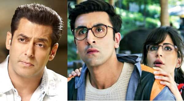 Salman Khan responsible for the delay of Ranbir Kapoor and Katrina Kaif's Jagga Jasoos?