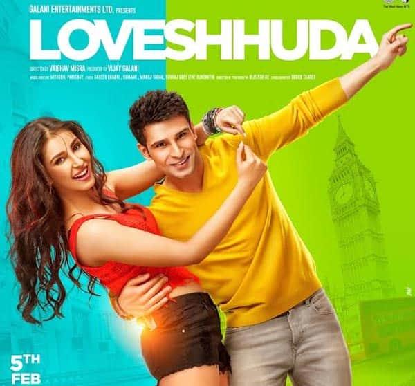 Loveshhuda new poster: Girish Kumar and Navneet Kaur Dhillon SHOW OFF their jolly side!