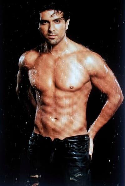 Karan Wahi Shirtless These 11 celebrities p...