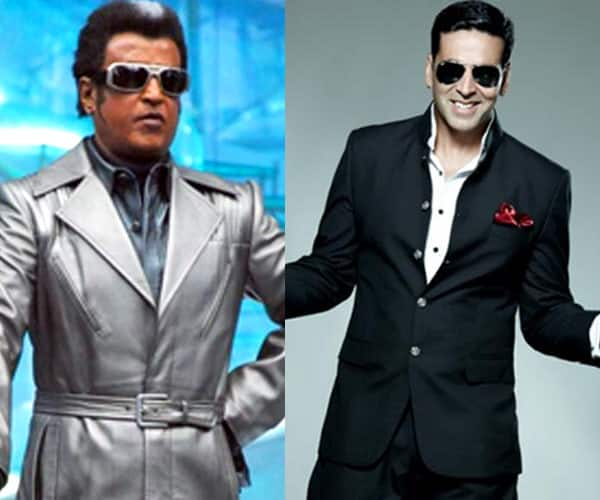Akshay Kumar: It is great to be punched by a superhero like Rajnikanth