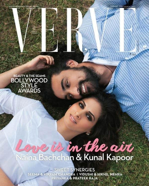 Kunal Kapoor on his wife: Naina Bachchan will never make a Bollywood debut!