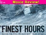 The Finest Hours movie review: Chris Pine – Casey Affleck starrer is a well-enacted survival drama with a few TENSE moments!