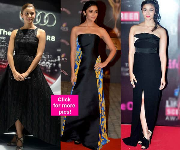 Is Alia Bhatt under a black magic spell? view pics!