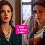 Katrina Kaif may be the heroine of Fitoor, but Tabu is the STAR – watch video!