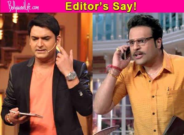Not so funny: The Comedy Nights with Kapil Sharma and Krushna Abhisheksaga!
