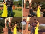 Katrina Kaif and Aditya Roy Kapur celebrated Rose Day at Jaipur in the most adorable manner!