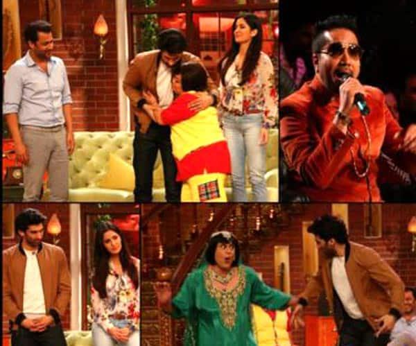 Comedy Nights Live: Salman Khan, Aditya Roy Kapur and Mika brighten up the show
