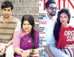 Ayushmann Khurrana and Bhumi Pedenekar look like a dreamy pair on the cover!