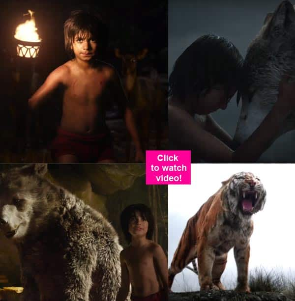 The Jungle Book trailer: The promo of Scarlett Johansson and Bill Murray's live action adventure is an absolute MARVEL to look at!