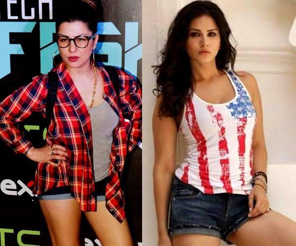 WTF! Hard Kaur ABUSES Sunny Leone – watch video!