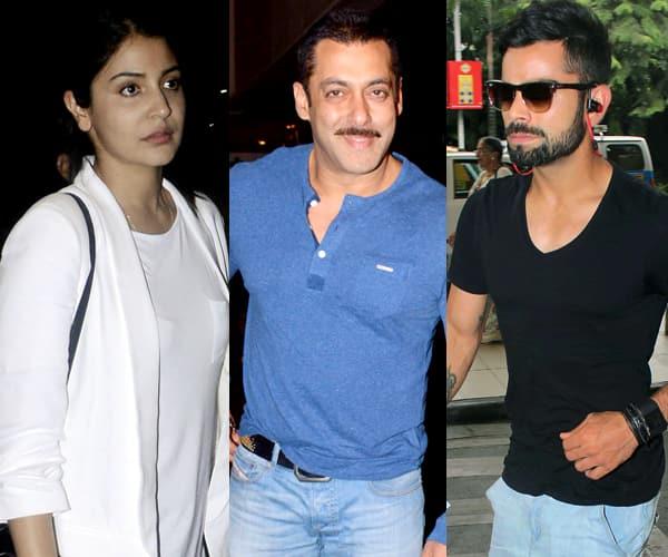 Have Anushka Sharma and Virat Kohli SPLIT coz of Salman Khan'sSultan?