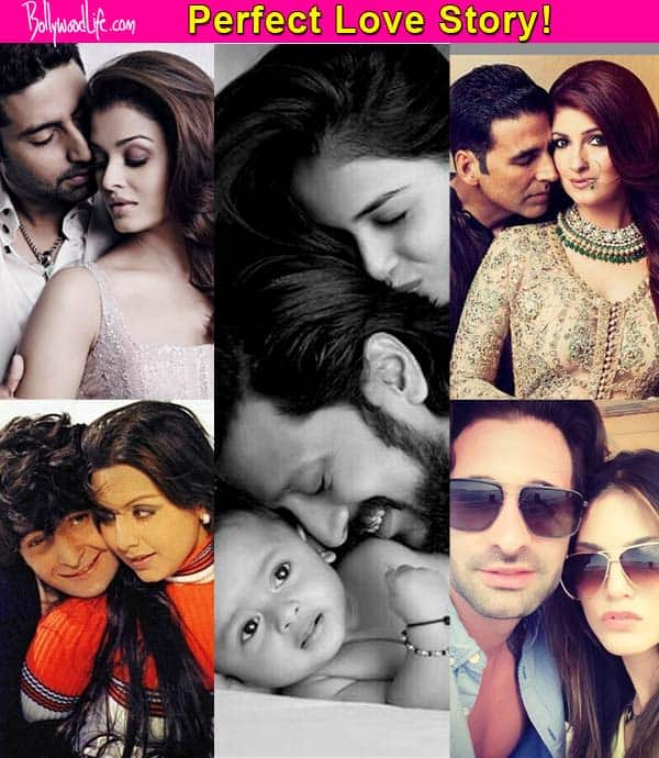 Aishwarya – Abhishek , Sunny Leone – Daniel and Akshay Kumar – Twinkle: 5 couples who will reaffirm your faith in love!