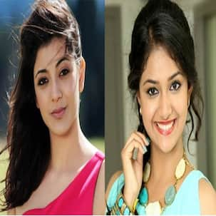 Kajal Aggarwal out and Keerthy Suresh in for Vijay 60!