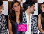 Sidharth Malhotra and Alia Bhatt can't stop gushing!