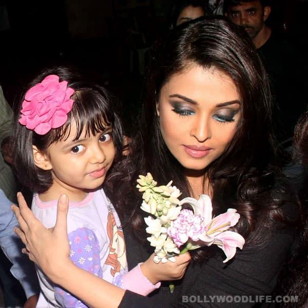 Watch Video: An ANGRY Aishwarya Rai Bachchan upset with paparazzi for injuring Aaradhya!