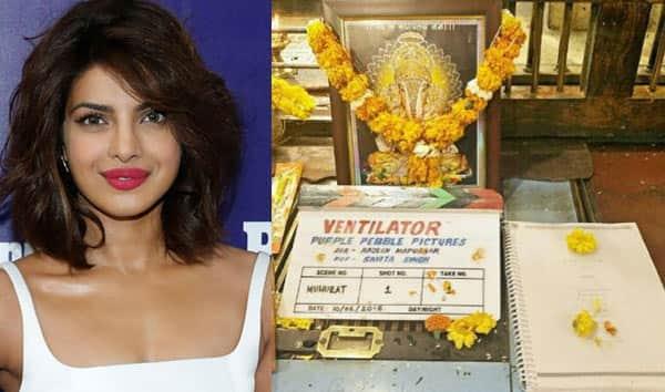 Priyanka Chopra's Marathi production Ventilator goes on floor!
