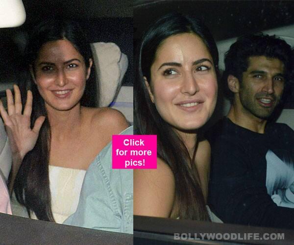 Katrina Kaif's HAPPY face has really got us wondering – view HQ pics!