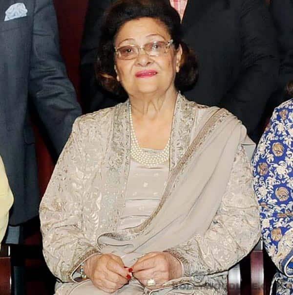 Rishi Kapoor's mother Krishna Raj Kapoorhospitalized