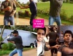Sidharth Malhotra and Fawad Khan can't stop ARGUING over cricket – watch video!