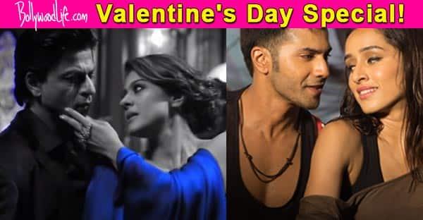 Shah Rukh – Kajol's Janam Janam, Varun – Shraddha's Sun Saathiya – take a look at 15 numbers you should definitely watch this Valentine's Day!