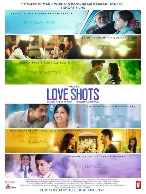 Nimrat Kaur, Saqib Saleem, Rhea Chakraborty – Stellar cast for Y-Films' new short films!