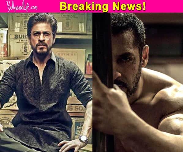 BREAKING! Shah Rukh Khan's Raees to NOT clash with Salman Khan'sSultan!