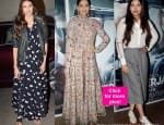 Young brigade Athiya Shetty and Bhoomi Pednekar support Sonam Kapoor's Neerja!