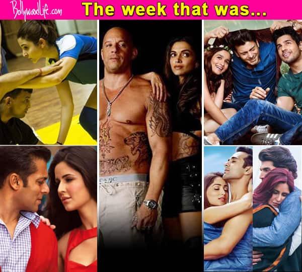 Anushka Sharma, Deepika Padukone, Salman Khan, Katrina Kaif – meet the top 5 newsmakers of theweek!