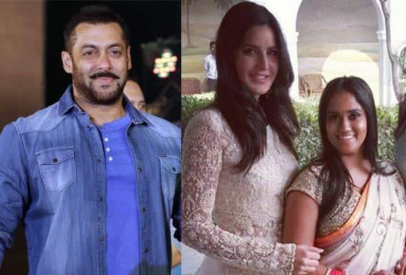 Katrina Kaif to attend Salman Khan's sister Arpita's baby shower!