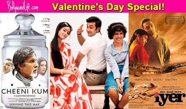 Ranbir – Priyanka's Barfi, Amitabh – Tabu's Cheeni Kum – 7 unconventional love stories that will WARM your heart!