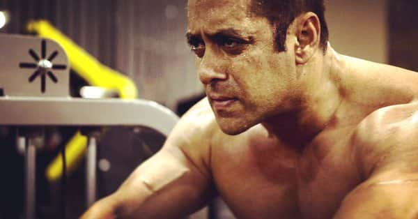 This shirtless picture of Salman Khan training for Sultan will make you SWEAT!
