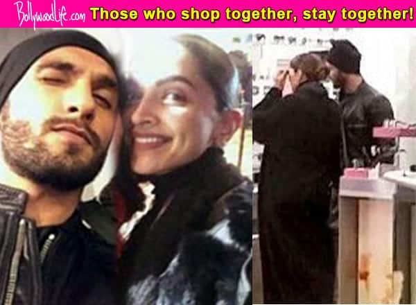 What was Ranveer Singh's Valentines' gift for Deepika Padukone? View pics!