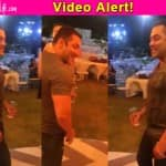 CAUGHT ON CAMERA! Salman Khan dances like nobody's watching!