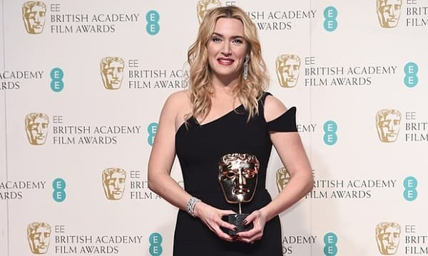 Woah! Kate Winslet has the PERFECT answer for her school's drama teacher who wanted her to settle for 'fat girl' roles – watch video!