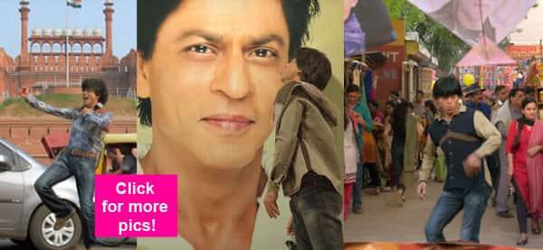 5 Jabardast moments from Shah Rukh Khan's Jabra Fan song!