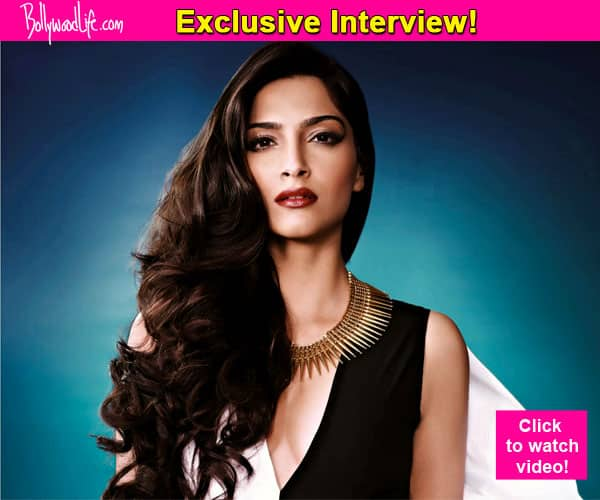 5 revelations made by Sonam Kapoor about her biggest fear, actresses' insecurities and lucky charm – watch video!