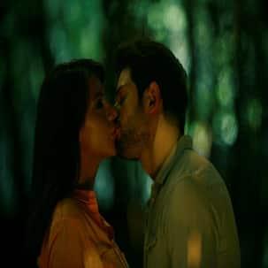 33 kisses! Ishq Forever actors Krishna Chaturvedi and Ruhi Singh set a new record