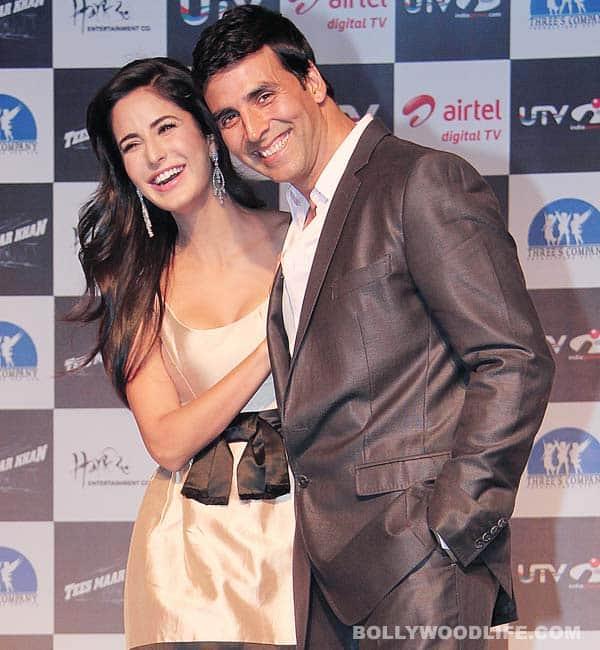 How is Katrina Kaif benefiting Akshay Kumar's Housefull 3?