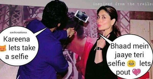 Did Arjun Kapoor just MOCK Kareena Kapoor Khan?