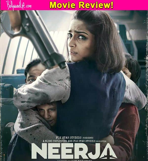Neerja movie review: Sonam Kapoor's terrific hijacking drama will leave you teary-eyed!