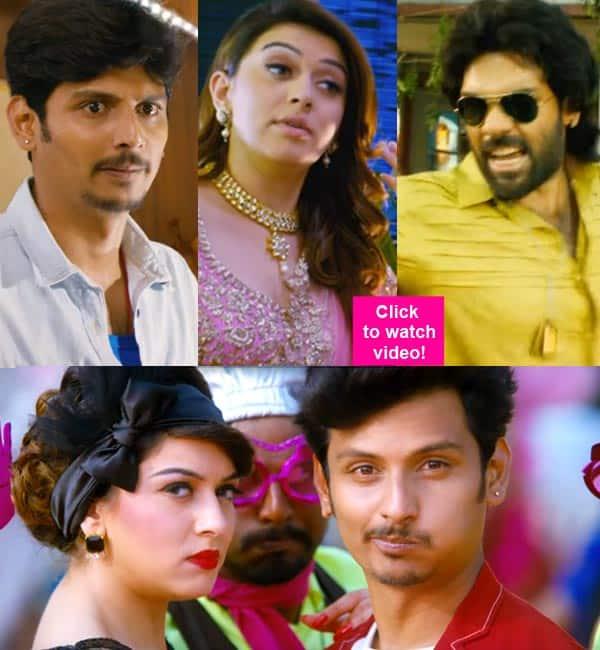 Pokkiri Raja trailer: Jiiva and Hansika Motwani's gangster comedy looks PROMISING!