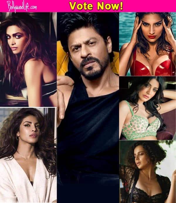 Priyanka Chopra, Deepika Padukone or Kangana Ranaut – who should be Shah Rukh Khan's heroine in Don 3? Vote now