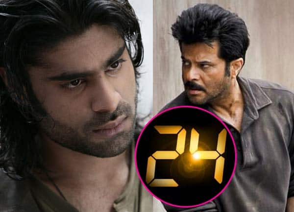 Sikander Kher is THRILLED to play a negative character in Anil Kapoor's 24!