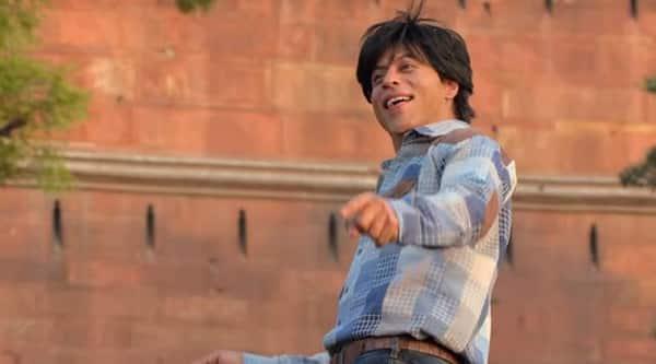 Watch Shah Rukh Khan groove to Takkara Fan in Tamil!