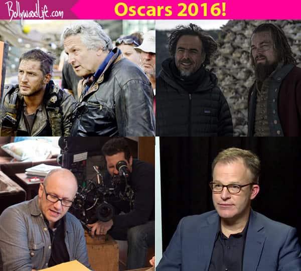 George Miller, Alejandro G Iñárritu, Tom McCarthy – ranking the Oscars 2016 Best director nominees from Worst to Best!